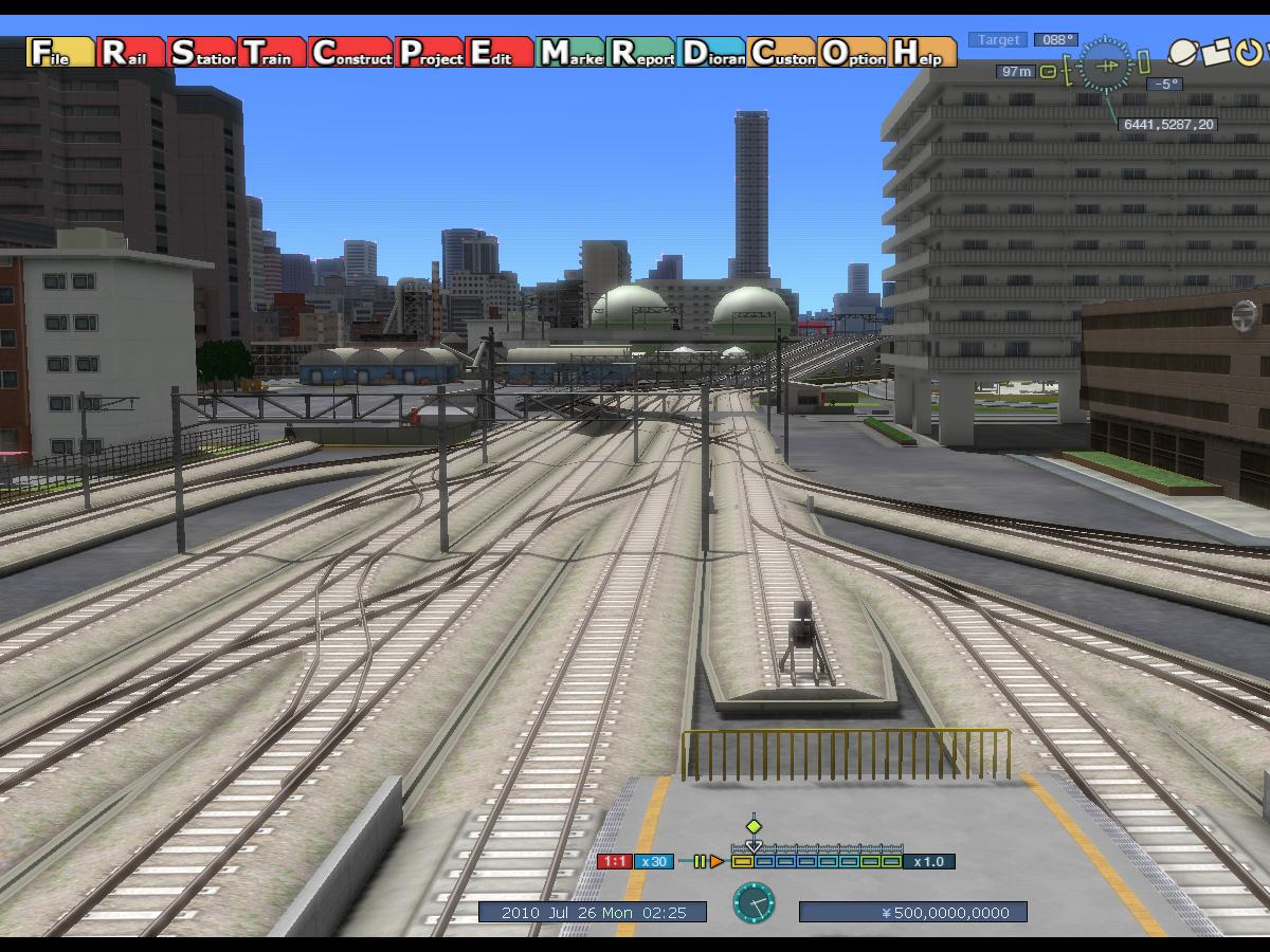 A列車で行こう9V4-1803