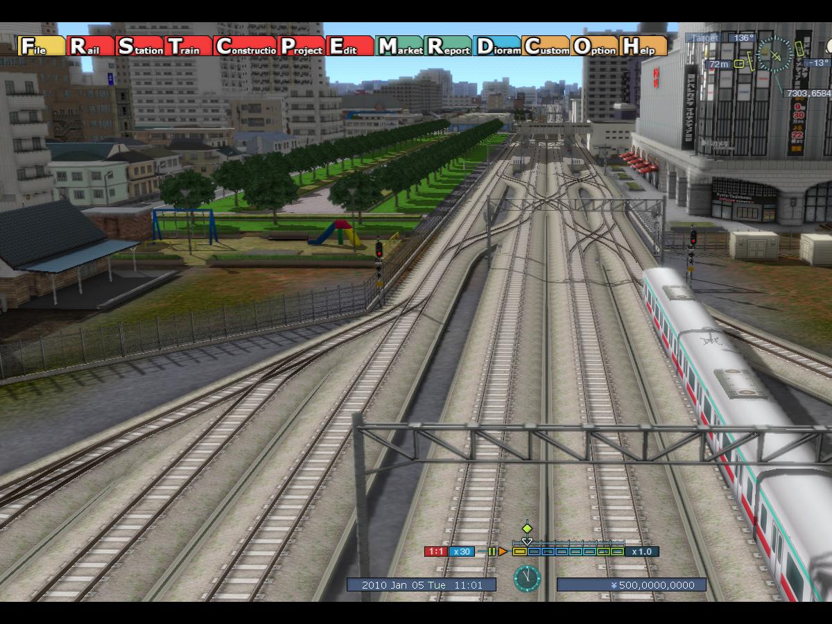 A列車で行こう9V4-1833