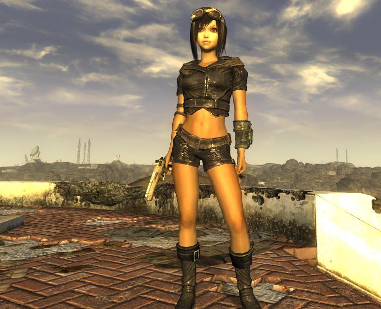 Fallout New Vegas Mod Nvse