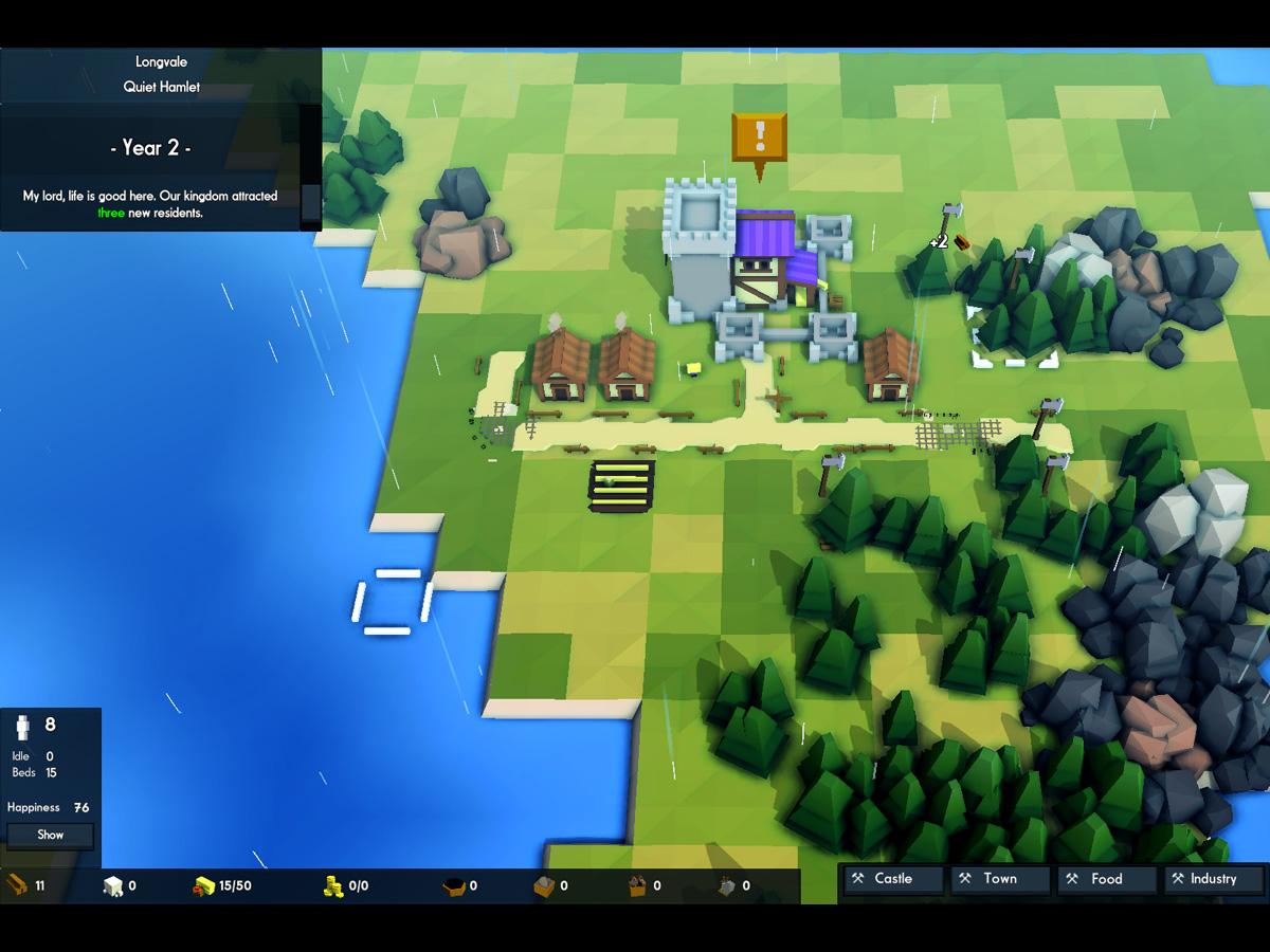 Kingdoms and Castlesプレイ記-0030