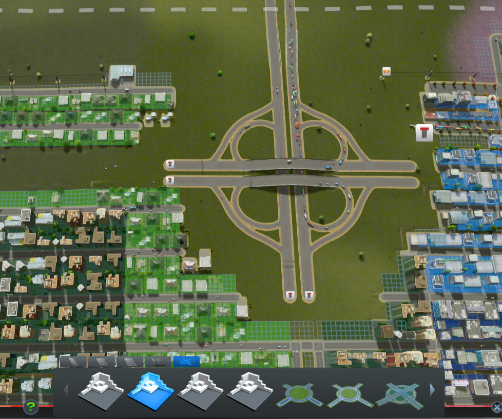 中盤戦】高速道路網を整備せよ!...