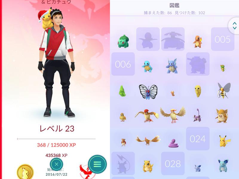 PokemonGOプレイ記-0110
